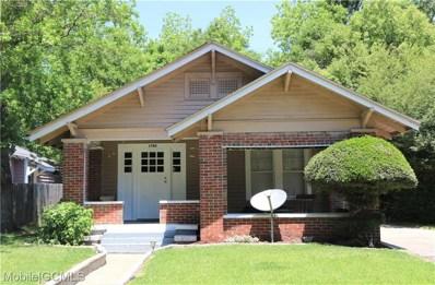 1704 Laurel Street, Mobile, AL 36604 - MLS#: 614132