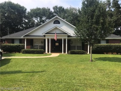 6342 S Woodside Drive, Theodore, AL 36582 - MLS#: 615020