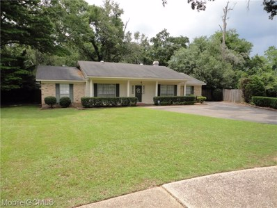 660 Oak Hill Road, Mobile, AL 36609 - MLS#: 615390