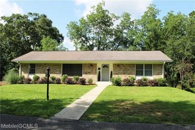 7281 E Lakeview Drive, Mobile, AL 36695 - MLS#: 615672