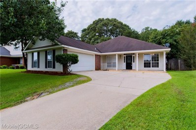 1260 W Windmill Place, Mobile, AL 36695 - MLS#: 616920