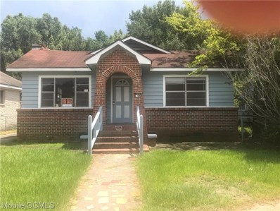 544 Easterling Street, Mobile, AL 36610 - MLS#: 617587