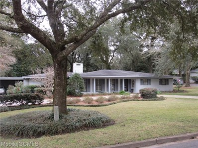 255 W Mount Island Drive, Mobile, AL 36606 - MLS#: 618371