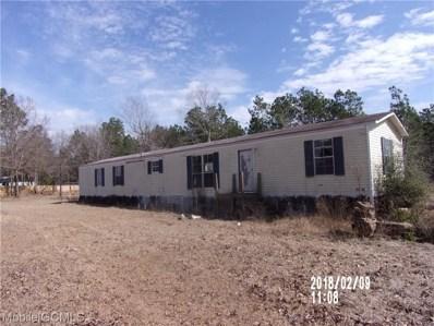 5902 W Glenoak Estates Drive, Wilmer, AL 36587 - MLS#: 618505