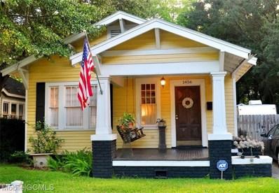 1456 Brown Street, Mobile, AL 36604 - MLS#: 618753