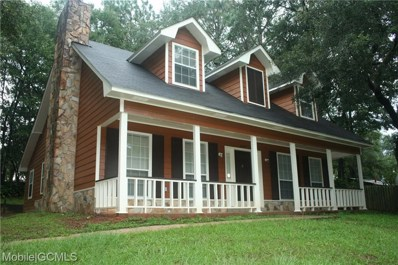 2751 W Hamilton Creek Drive, Mobile, AL 36695 - MLS#: 619028