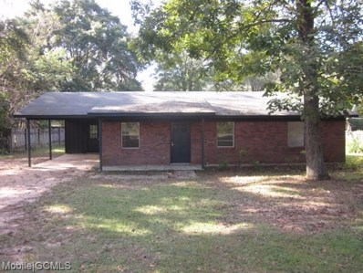 11277 Old Moffat Road, Wilmer, AL 36587 - MLS#: 619817