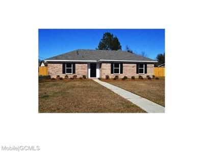 1180 Smokerise Drive, Mobile, AL 36695 - MLS#: 619826