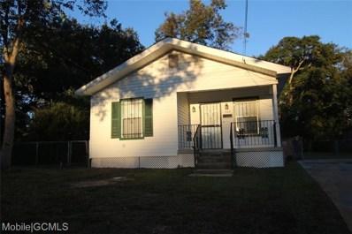 522 Donald Street, Mobile, AL 36617 - MLS#: 620885