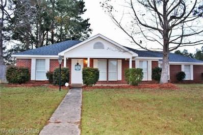 1865 Woodmont Drive, Semmes, AL 36575 - MLS#: 621098