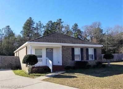 10491 Taylor Woods Loop, Wilmer, AL 36587 - MLS#: 622062