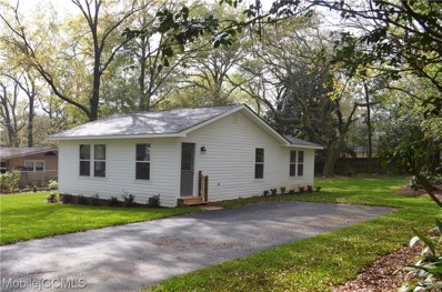 3859 Shelley Drive, Mobile, AL 36693 - MLS#: 624212