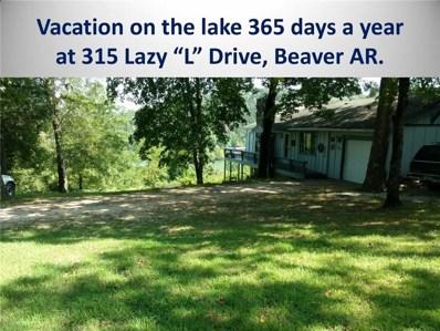 315 Lazy L Drive, Beaver, AR 72631 - #: 1126041