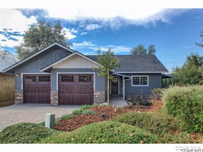 582 Chimney Hill Court, Angels Camp, CA 95222 - MLS#: 1702441