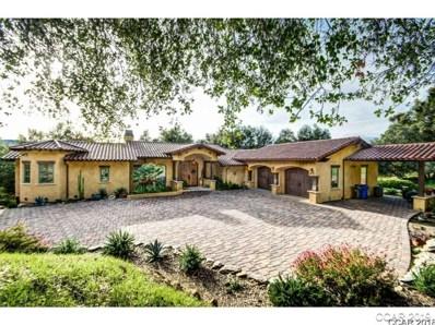 1170 Gold Cliff Rd \/Greenhorn Creek, Angels Camp, CA 95222 - MLS#: 1801257