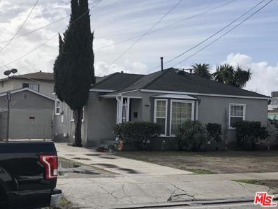 3752 W 102ND Street, Inglewood, CA 90303 - #: 18-411284
