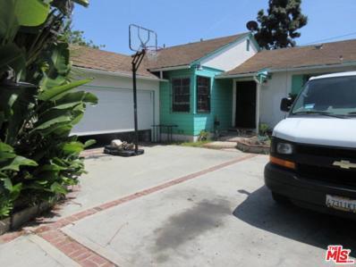 2508 W 115TH Place, Hawthorne, CA 90250 - #: 19-460862