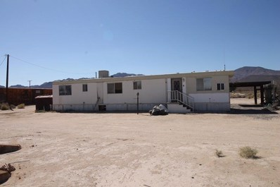 41255 Dogwood Street, Newberry Springs, CA 92365 - MLS#: 476629