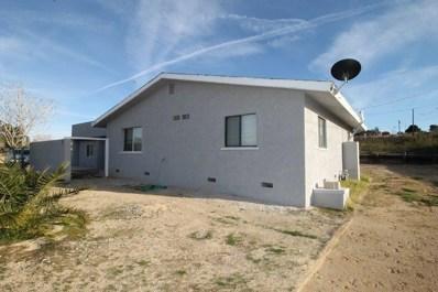 27763 Crestview Road, Barstow, CA 92311 - MLS#: 482163