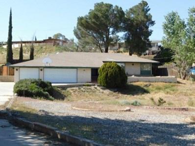 17170 Cholla Avenue, Hesperia, CA 92345 - MLS#: 484061
