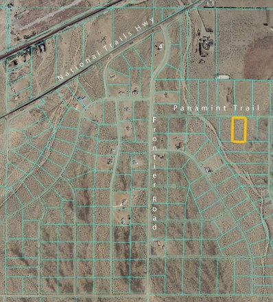 1 Panamint Trail, Helendale, CA 92342 - MLS#: 484438