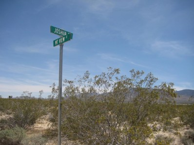 0 Joshua Avenue, Lucerne Valley, CA 92356 - MLS#: 484631