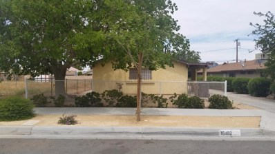 16482 Smoketree Street, Hesperia, CA 92345 - MLS#: 484846
