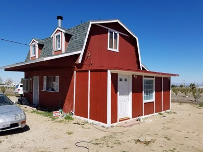 10481 Monte Vista Road, Phelan, CA 92371 - MLS#: 485027