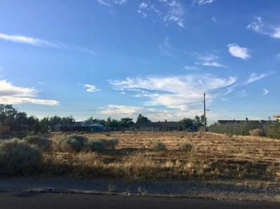 0 Tussing Ranch Road, Apple Valley, CA 92308 - MLS#: 485448