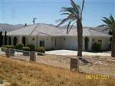 7591 San Bruno Avenue, Hesperia, CA 92345 - MLS#: 485630