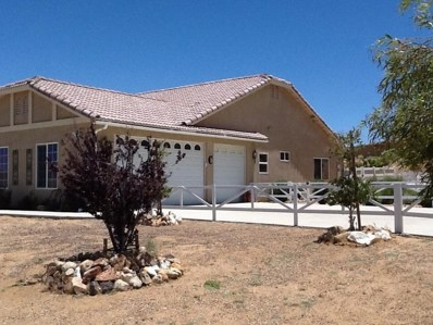 9145 Loma Vista Road, Apple Valley, CA 92308 - MLS#: 486625