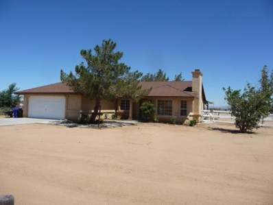 22888 Sitting Bull Road, Apple Valley, CA 92308 - MLS#: 486894