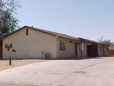 18614 Casaba Road, Adelanto, CA 92301 - MLS#: 487579