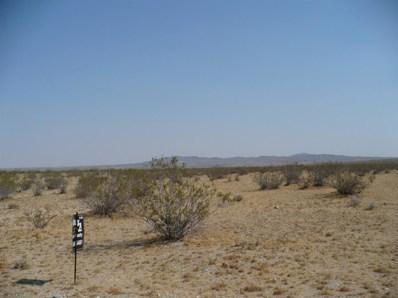 0 Mustang Trail, Helendale, CA 92342 - MLS#: 487782