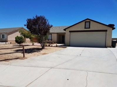 17763 Carson Circle, Adelanto, CA 92301 - MLS#: 488832