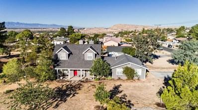 18359 Chapae Lane, Apple Valley, CA 92307 - MLS#: 488857