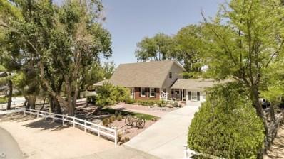 19212 Tehachapi Road, Apple Valley, CA 92307 - MLS#: 489106