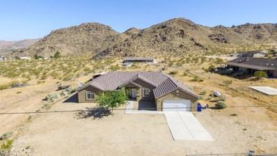 25392 Old Mine Road, Apple Valley, CA 92307 - MLS#: 489492