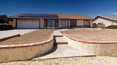 11494 Hollyvale Avenue, Victorville, CA 92392 - MLS#: 489513