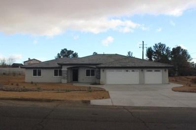 20016 Seneca Road, Apple Valley, CA 92307 - MLS#: 489626
