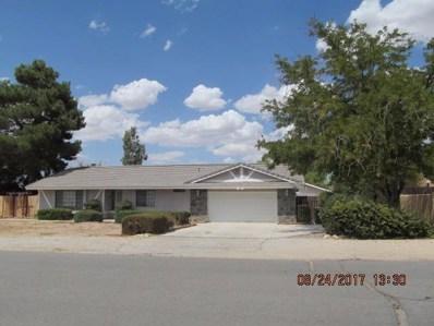 18062 Mondamon Road, Apple Valley, CA 92307 - MLS#: 489653