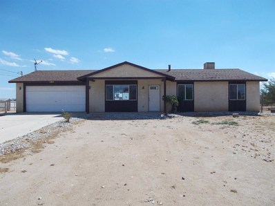 11917 4th Avenue, Hesperia, CA 92345 - MLS#: 489662