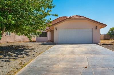 26471 Corona Drive, Helendale, CA 92342 - MLS#: 489727