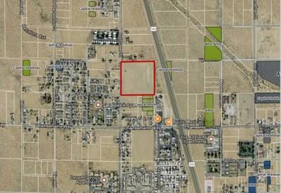 18647 Bellflower Street, Adelanto, CA 92301 - MLS#: 489901