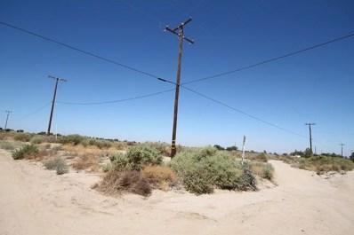 0 Coyote Road, Phelan, CA  - MLS#: 490152