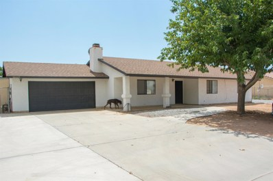 22627 Lucilla Road, Apple Valley, CA 92308 - MLS#: 490182