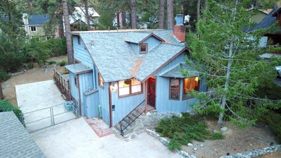 6269 Lucerne Place, Wrightwood, CA 92397 - MLS#: 490335