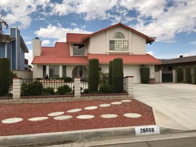 26668 Mariner Lane, Helendale, CA 92342 - MLS#: 490360