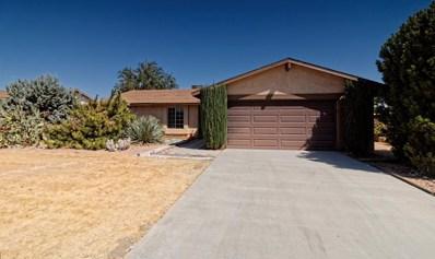 16824 Hidden Creek Drive, Victorville, CA 92395 - MLS#: 490475