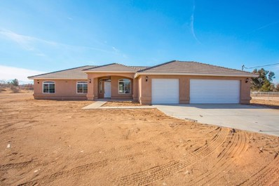 10698 Seventh Avenue, Hesperia, CA 92345 - MLS#: 490785